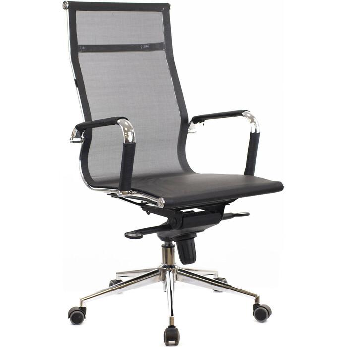 Кресло руководителя Everprof Opera M сетка черный