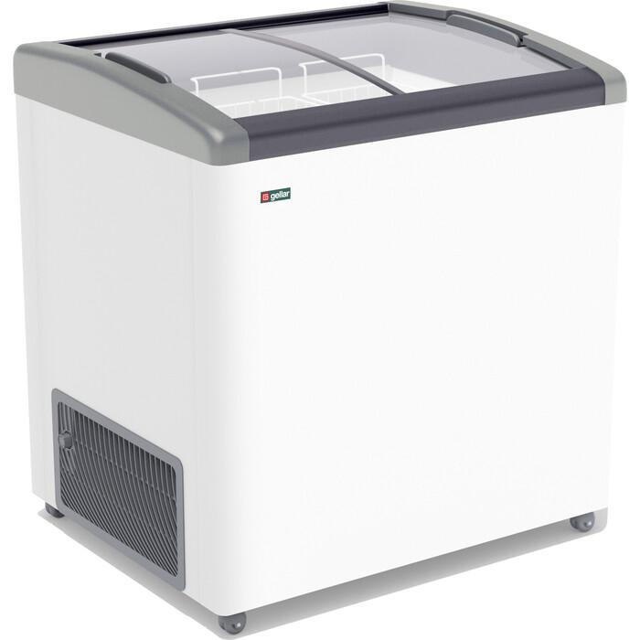 Морозильный ларь Фростор FG 250 E серый