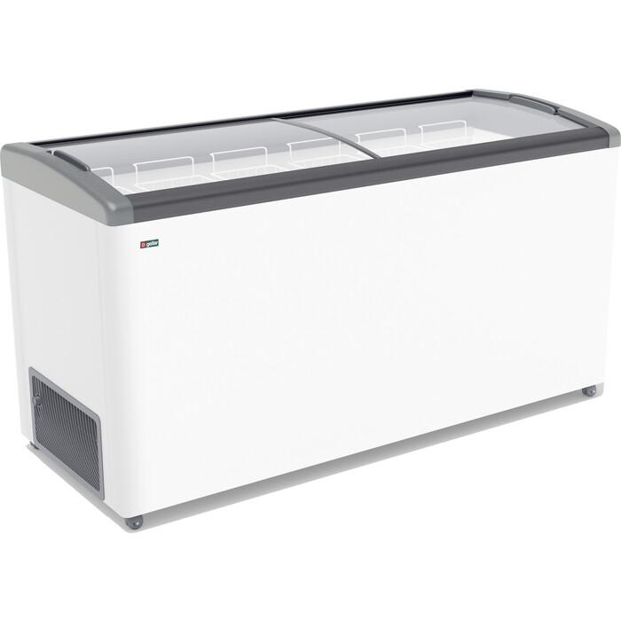 Морозильный ларь Фростор GELLAR FG 600 E серый