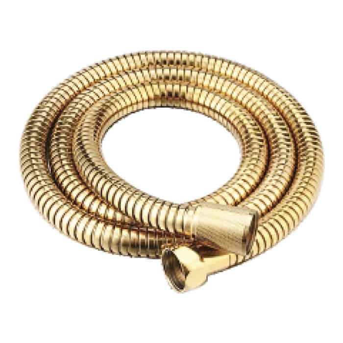 Душевой шланг Cezares 120 золото (CZR-C-FMDC2-120-03)