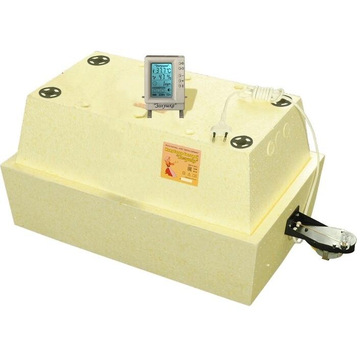 Инкубатор Золушка ИК 28-220 ЖК дисплей, автоматический поворот