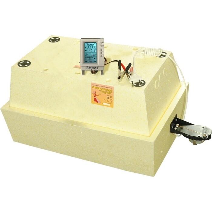 Инкубатор Золушка ИК 28-220/12 ЖК дисплей, автоматический поворот