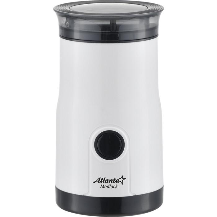 чайник atlanta ath 2437 white Кофемолка Atlanta ATH-3398 (white)