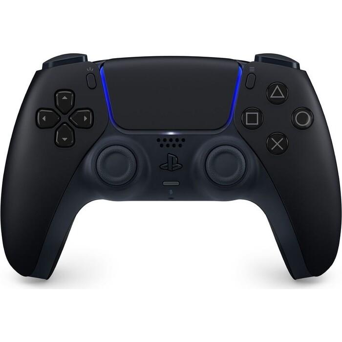 Геймпад Sony DualSense Wireless Controller CFI-ZCT1W black (PS719827696) для Sony PlayStation 5