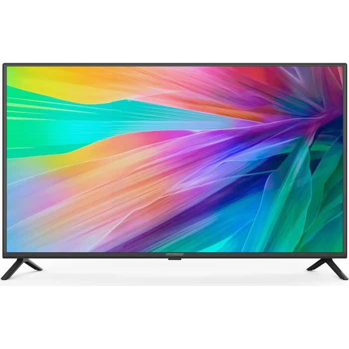 Фото - LED Телевизор Hyundai H-LED40FS5003 Яндекс.ТВ черный телевизор hyundai h led65eu8000 65 2019 черный металлик