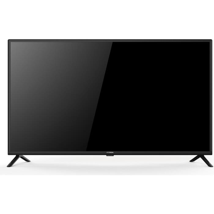 Фото - LED Телевизор Hyundai H-LED42FS5003 Яндекс.ТВ черный телевизор hyundai h led65eu8000 65 2019 черный металлик