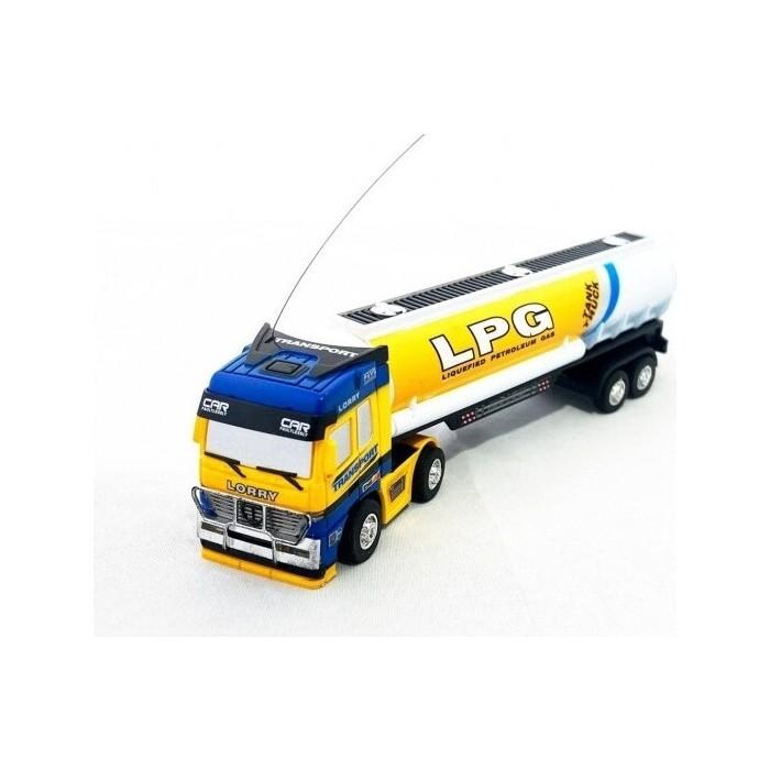 Радиоуправляемый грузовик Rui Feng Fuel Tank 2011A1-4-4 масштаб 1:96 -