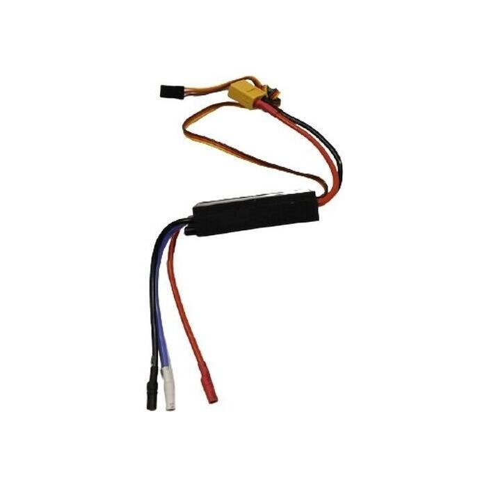 Регулятор скорости бесколлекторный Volantex RC 20A-XT60 для катера Vector SR48 - PE1260