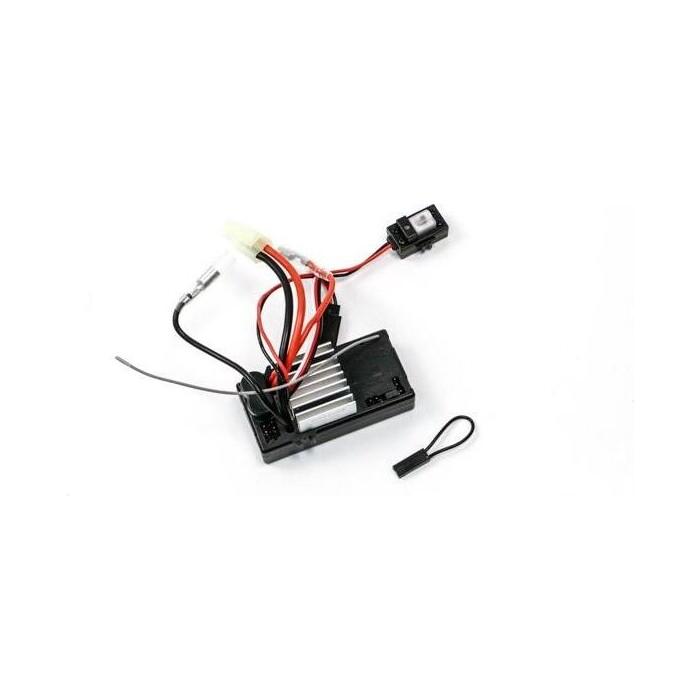 Электронный регулятор скорости c приемником HSP (ESC + RX) - HSP68168