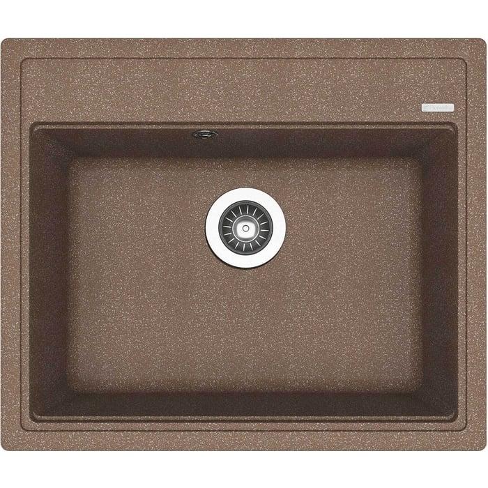 Кухонная мойка Florentina Липси 600 коричневый Fg (20.120.D0600.105)