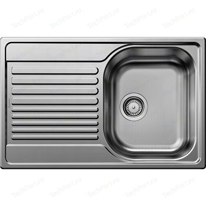 Кухонная мойка Blanco Tipo 45 S Compact декор (513675)