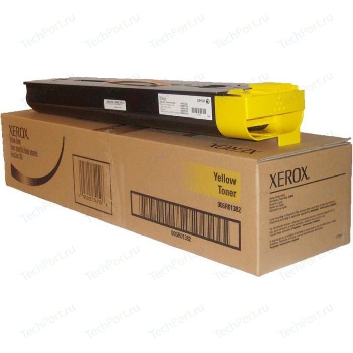 Картридж Xerox DC 700 yellow (006R01382)