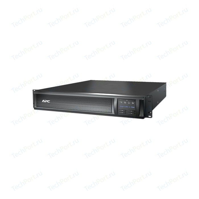 ИБП APC Smart-UPS X 1500VA/1200W, RM 2U/Tower (SMX1500RMI2U)
