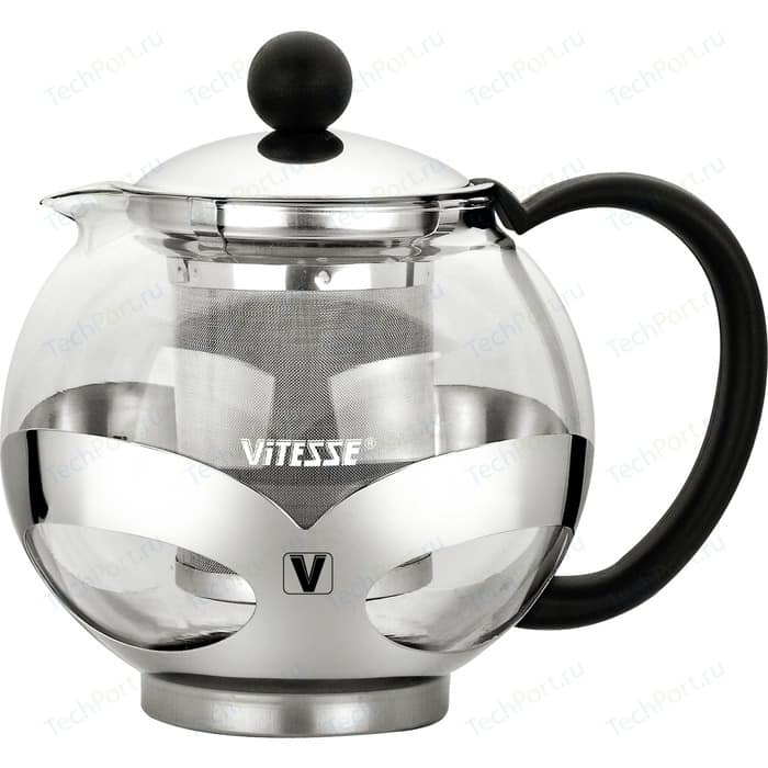 Заварочный чайник Vitesse 0.75 л VS-8328