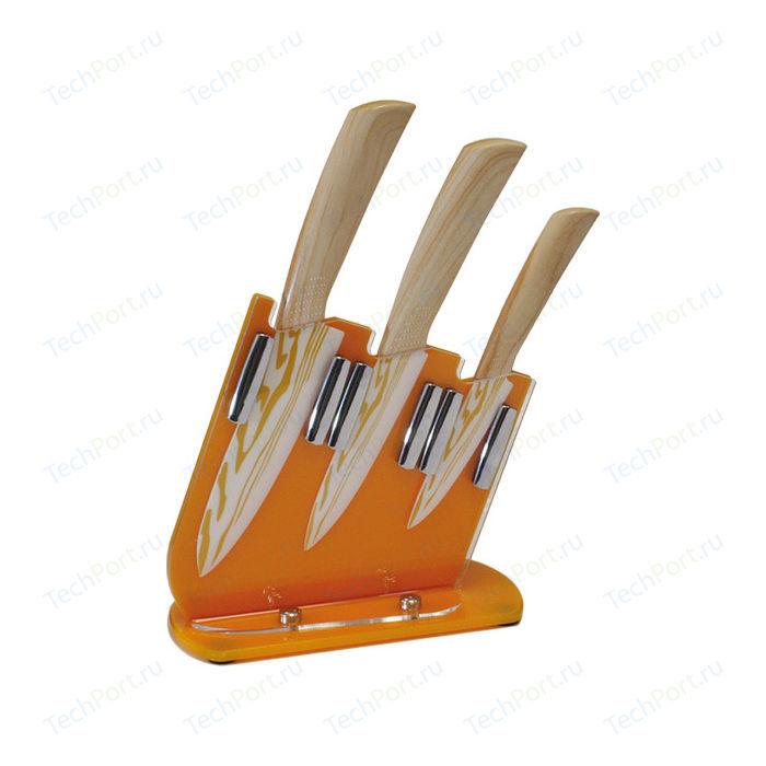 Набор керамических ножей TimA Orange из 4-х предметов NKT-420