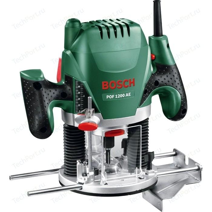 Фрезер Bosch POF 1200 AE фрезер bosch pof 1400 ace 060326c820