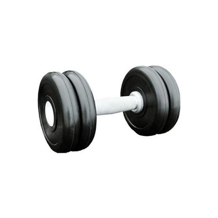 Фото - Гантель MB Barbell профессиональная Профи черная 11 кг гантель профи 53 5 кг mb barbell