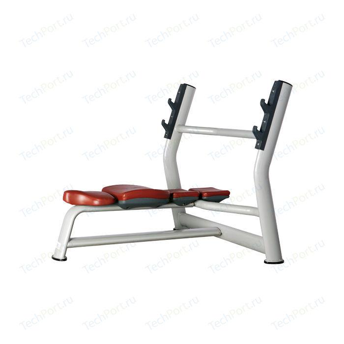 Cкамья для жима Bronze Gym H-023A горизонтальная