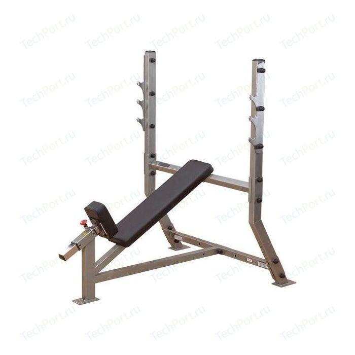 Cкамья для жима Body Solid Pro-Club SIB359G наклонная