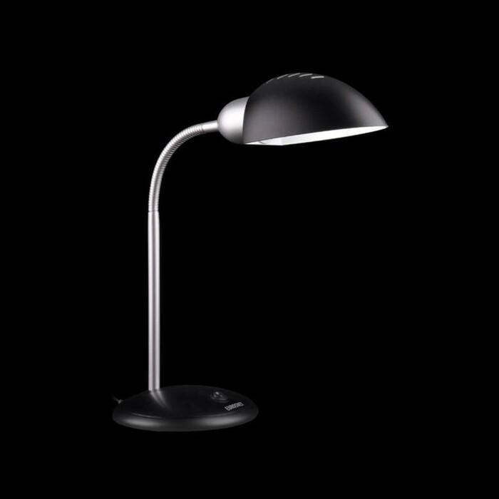 Настольная лампа Eurosvet 1926 черный настольная лампа eurosvet 1926 серебристый 1926