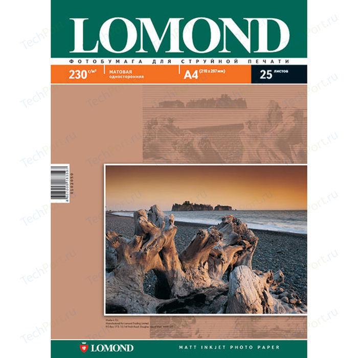 Бумага Lomond Фотобумага 0102016 A4 матовая