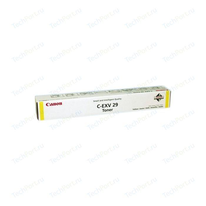 Тонер Canon C-EXV29 yellow (2802B002)