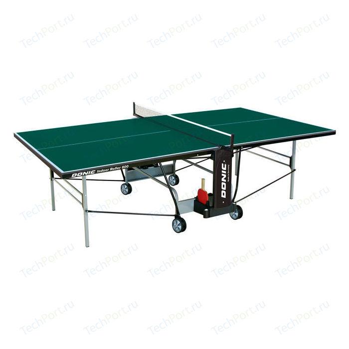 Теннисный стол Donic Indoor Roller 800 Green (230288-G)