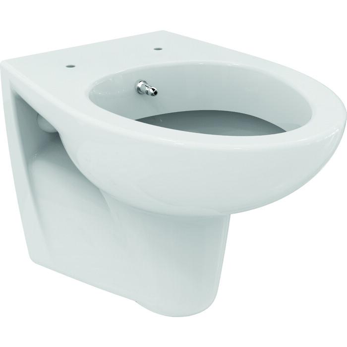 Унитаз Ideal Standard Ecco подвесной с гигиеническим душем, микролифтом (W705501, W303001)