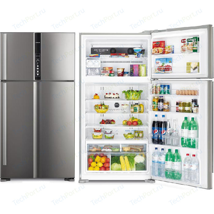 Холодильник Hitachi R-V722PU1 SLS