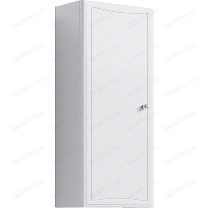 Шкафчик Aqwella Barcelona 30x69 белый (Ba.04.02)