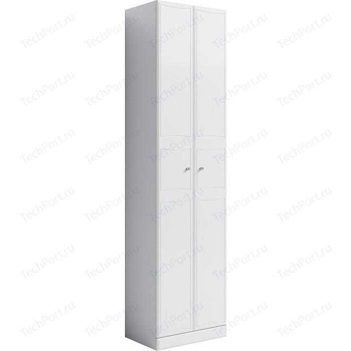 Пенал Aqwella Barcelona 50x193 белый (Ba.05.04)