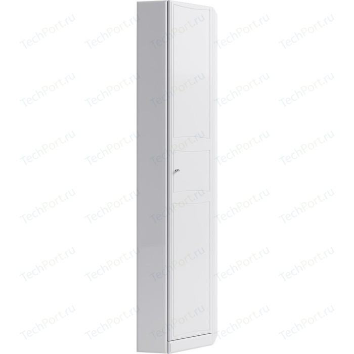 Пенал Aqwella Barcelona 40x193 белый (Ba.05.45)