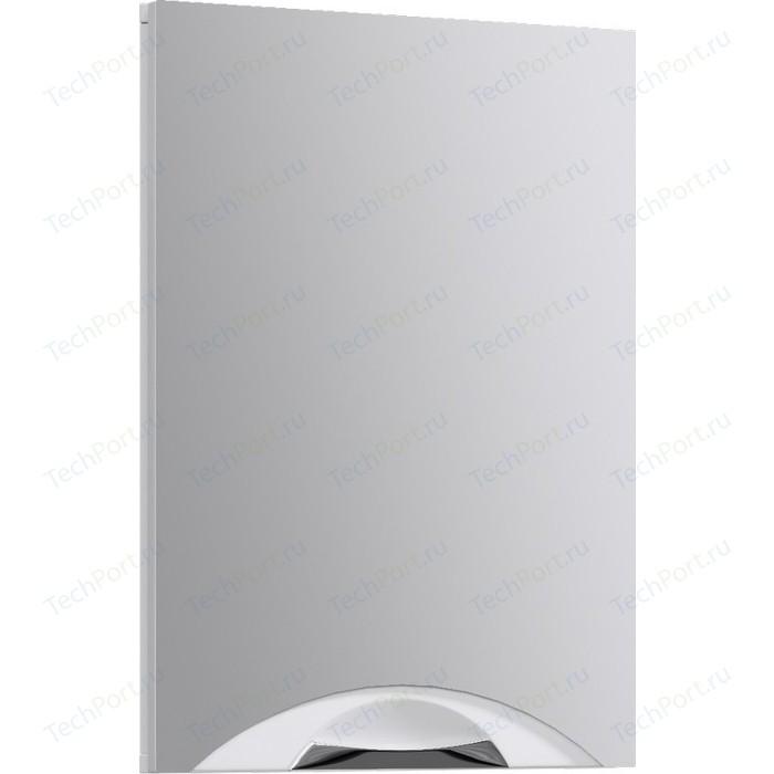 Зеркальный шкаф Aqwella Delta 33,5x62 белый (Del-m.04.33)