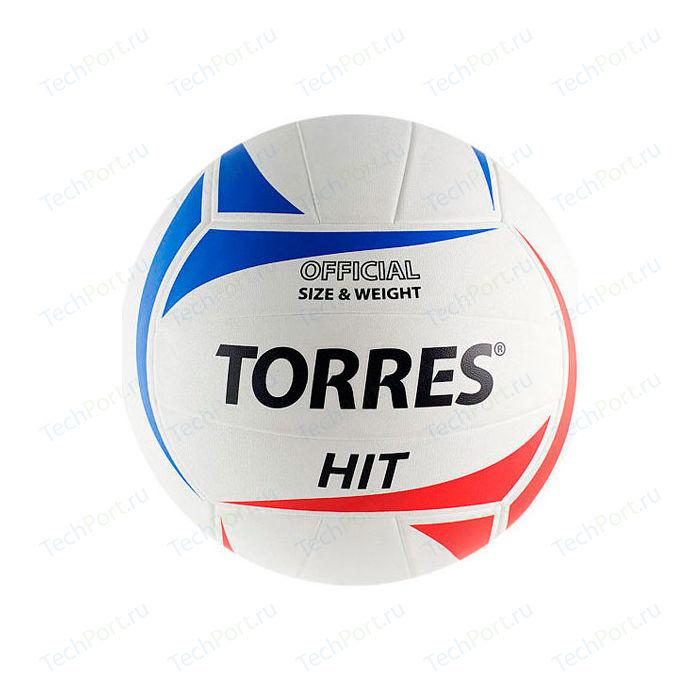 Мяч волейбольный Torres тренировочный Hit (арт. V30055)
