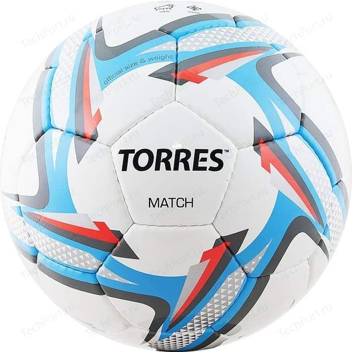 Мяч футбольный Torres Match (арт. F30024)/F31824
