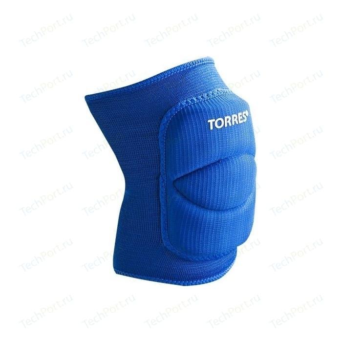 Наколенники спортивные Torres Classic, (арт. PRL11016S-03), размер S, цвет: синий