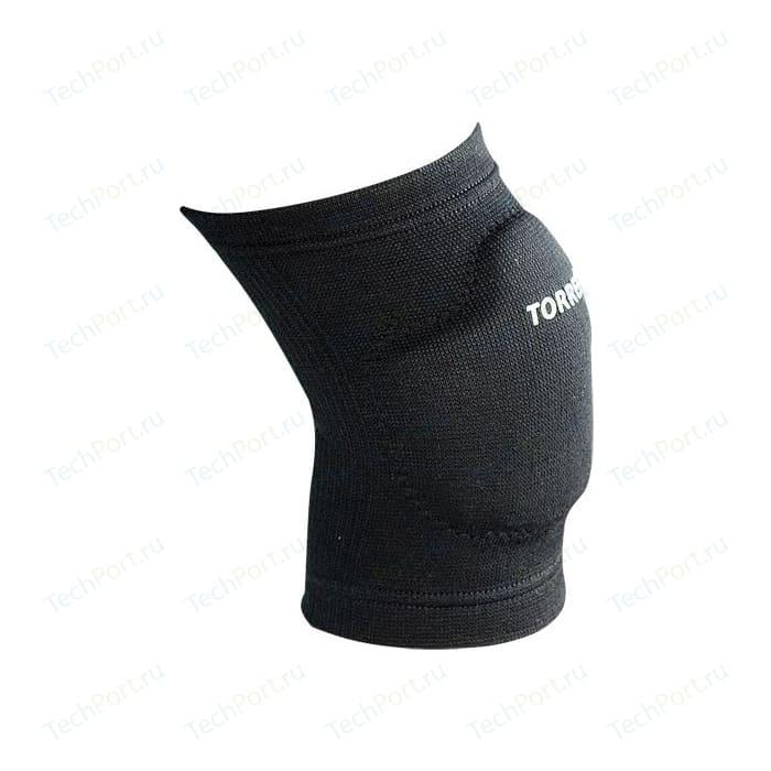 Наколенники спортивные Torres Comfort, (арт. PRL11017L-02), размер L, цвет: черный кроссовки для девочки ташики anatomic comfort цвет черный 017114 490 размер 30 31 5