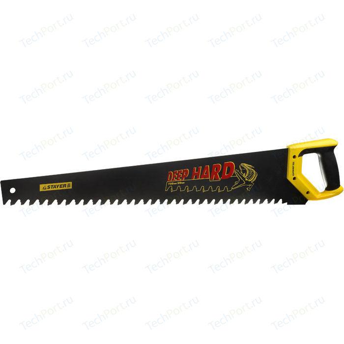 Ножовка по пенобетону Stayer 700мм Deep Hard (2-15097)