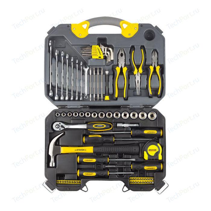 Набор инструментов Stayer 78шт Profi (27710-H78)