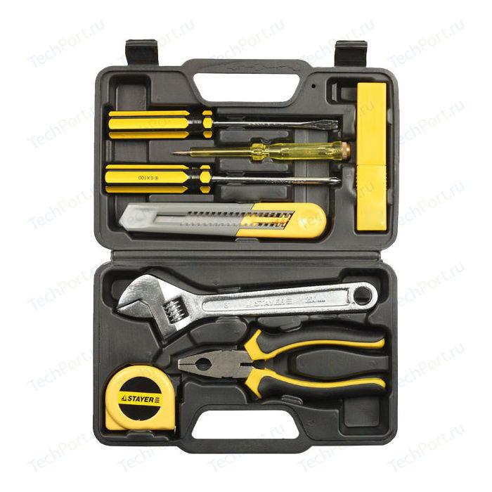 Набор инструментов Stayer 8шт Standard (2205-H8)