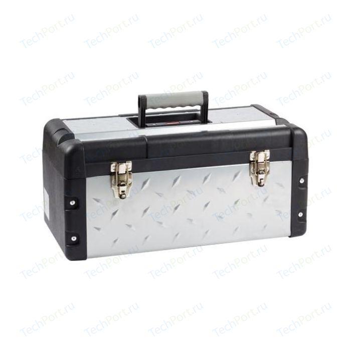 Ящик для инструментов Зубр 18 металлический Спец (38155-18)