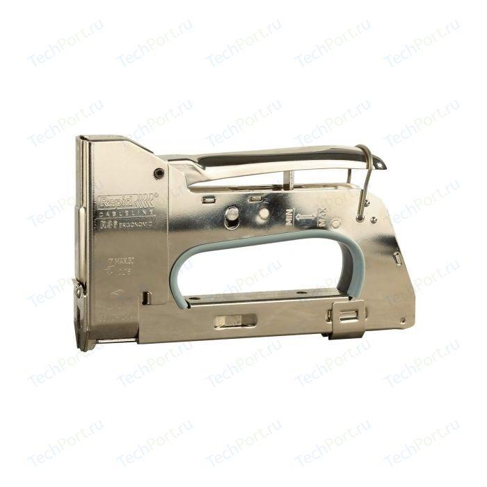 Степлер ручной Rapid R36E Cableline Rus 10-14мм 36 (5000070) степлер ручной rapid r23 fineline rus 5000058