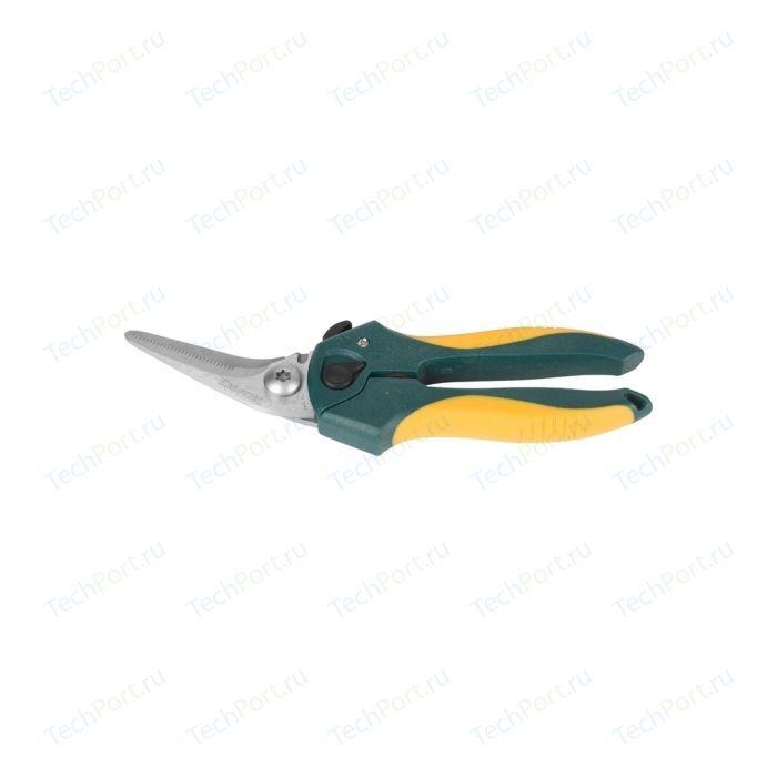 Ножницы технические универсальные Kraftool изогнутые, усиленные лезвия (40000-2_z01)