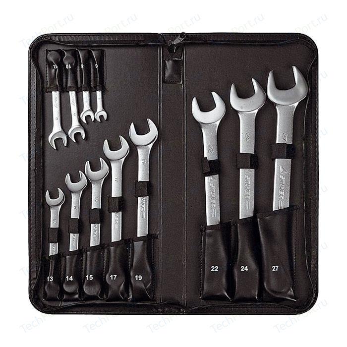 Набор ключей комбинированных Stayer 6-22мм 12шт Professional (2-271256-H12)