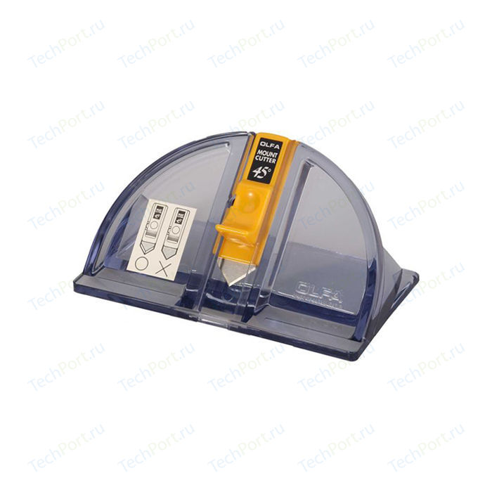 Резак Olfa с наклоном лезвия 45 градусов 2-мя лезвиями MCB Mount Cutter (OL-MC-45/2B)