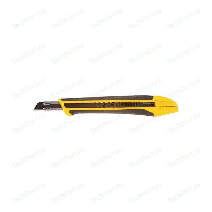 Нож Kraftool кассета на 5 лезвий 25мм (09197) нож stayer standard с сегментированным лезвием 18мм 0913