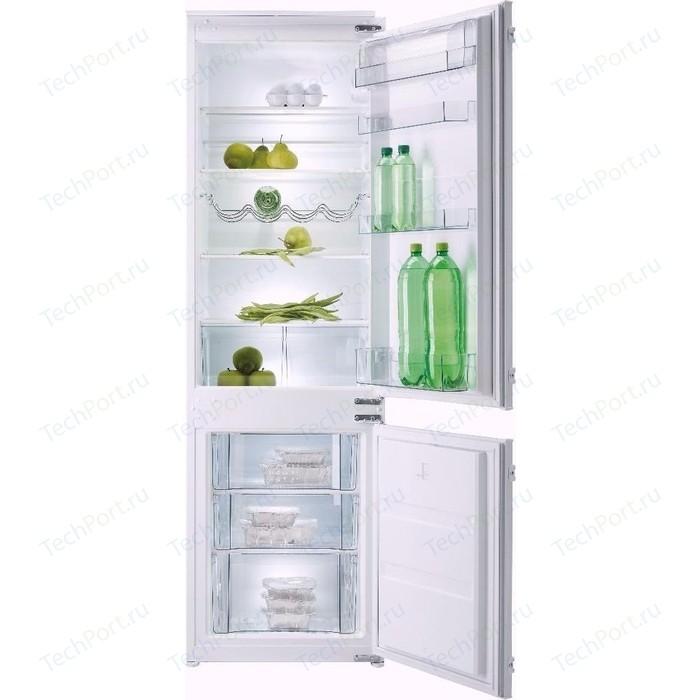 Встраиваемый холодильник Korting KSI 17850 CF встраиваемый однокамерный холодильник korting ksi 8256