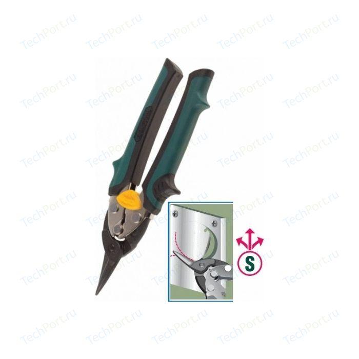 Ножницы по металлу Kraftool 180мм прямые Uni-Kraft (2326-S)