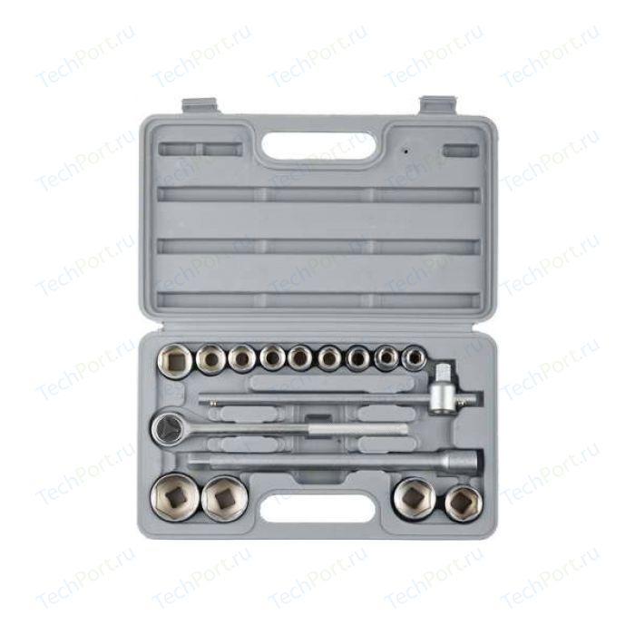 Набор головок торцевых Stayer 10-32мм 1/2 16 предметов Standard (27583-H16)