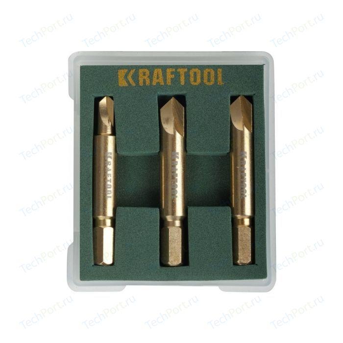 Набор экстракторов Kraftool 3 предмета (26770-H3)